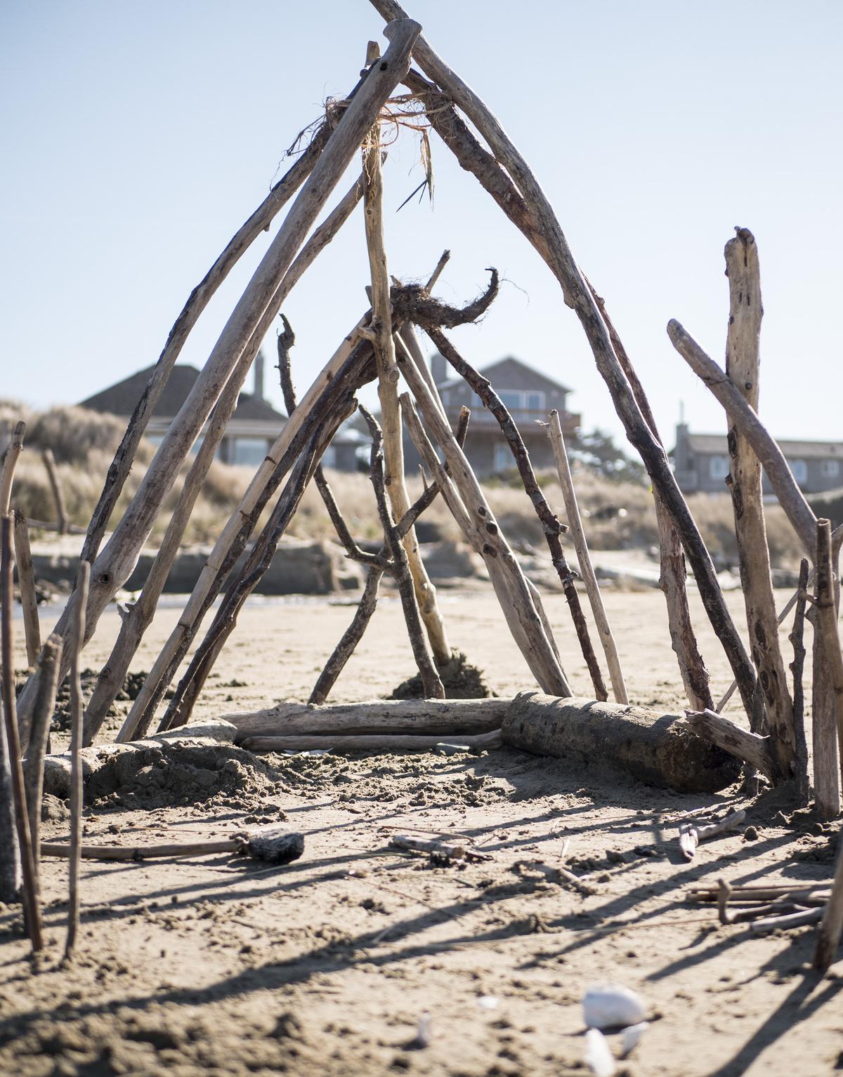 beachside property