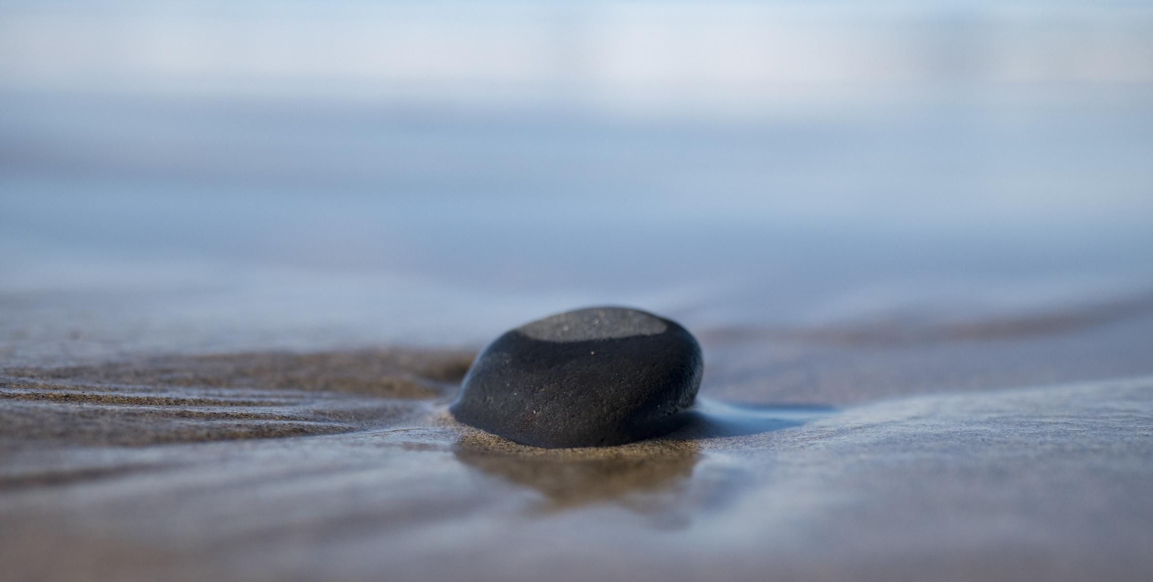 rocks awash