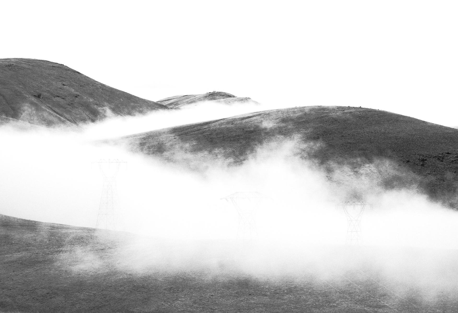 all-enveloping fog